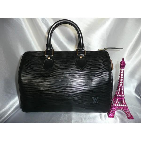 Sac Louis Vuitton Cuir Noir