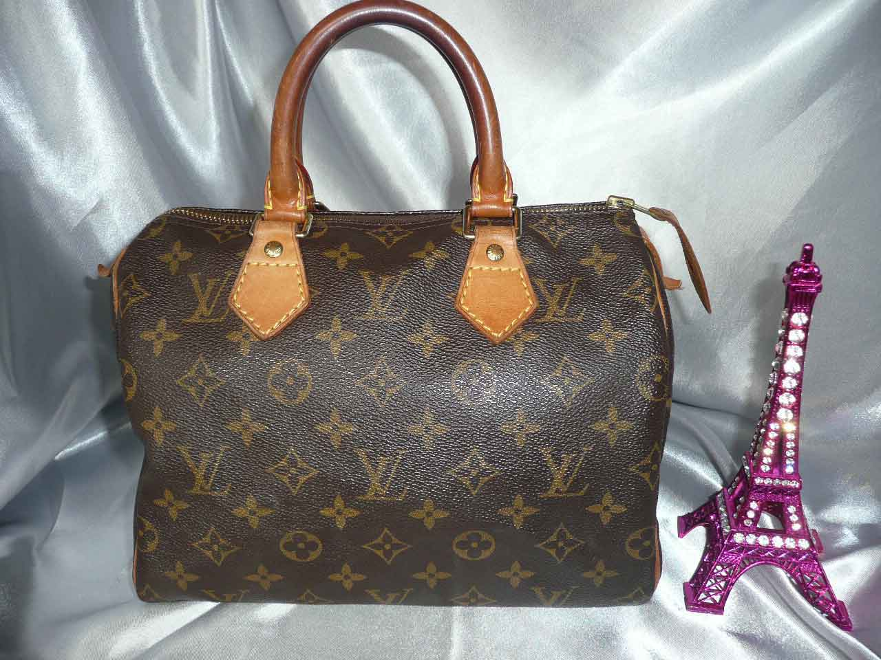 Louis Vuitton Speedy 25 monogramme