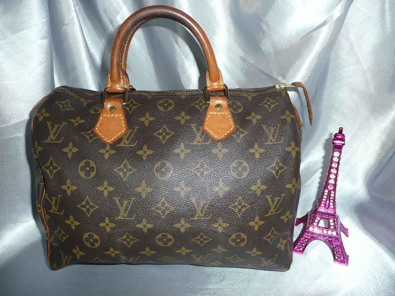 Louis Vuitton Speedy 30 monogramme
