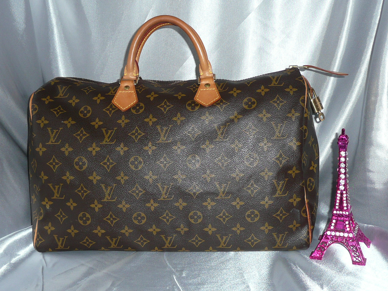Louis Vuitton Speedy 40 monogramme